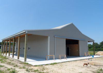 Benton Horse Barn