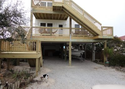 Topsail Beach Remodel & Addition